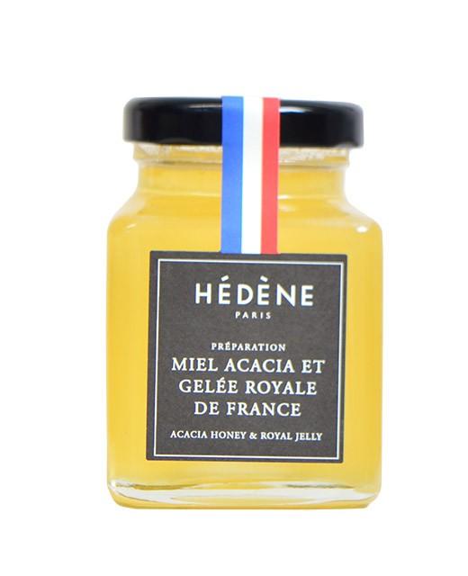 Miele d'acacia e pappa reale francese - Hédène