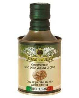 Olio d'oliva al tartufo bianco d'Alba - Regno degli Ulivi