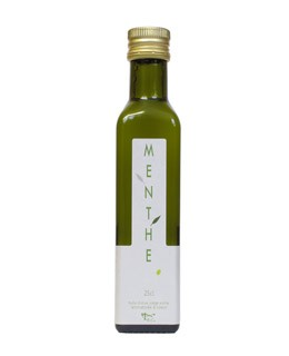 Olio d'Oliva alla menta - Libeluile
