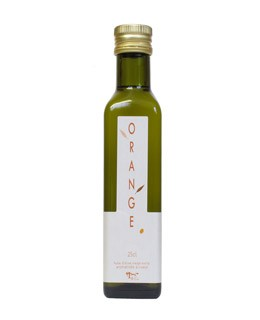 Olio d'Oliva all'arancia - Libeluile