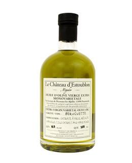 Olio extravergine d'oliva - Beruguette 100%  - Château d'Estoublon