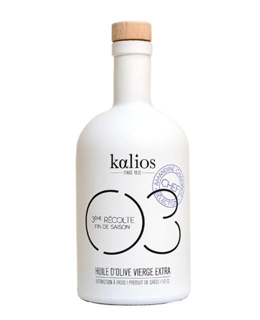 Olio extravergine d'oliva - Dolcezza - Kalios