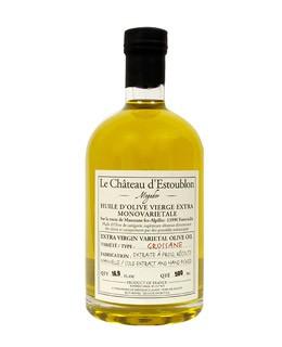 Olio extravergine d'oliva - Grossane 100%  - Château d'Estoublon