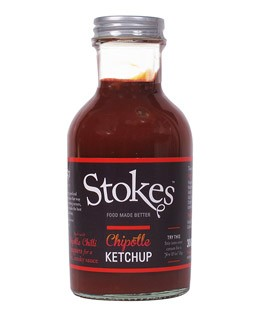 Ketchup al peperoncino Chipotle - Stokes