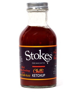 Ketchup al peperoncino - Stokes