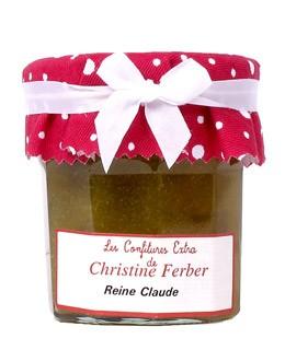 Marmellata di prugne Regina Claudia - Christine Ferber