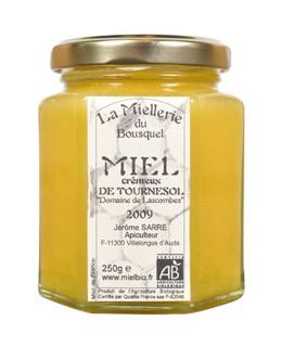 Miele di girasoli bio - Miellerie du Bousquet
