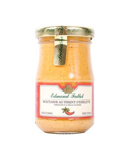 Senape al peperoncino d' Espelette - Fallot