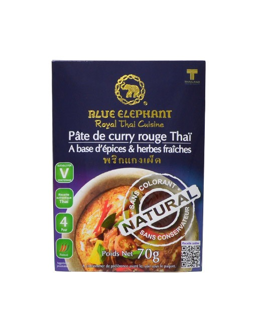Crema al Curry Rosso - Blue Elephant
