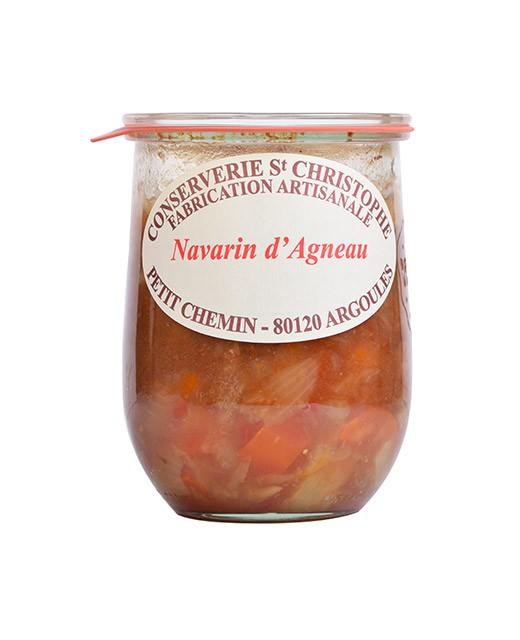 Piatto cucinato Ragù d'Agnello - Conserverie Saint-Christophe
