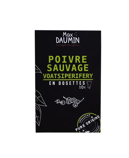 Pepe selvatico Voatsiperifery - capsule salvafreschezza - Max Daumin