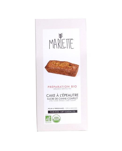 Preparazione bio per Cake al Farro - Marlette