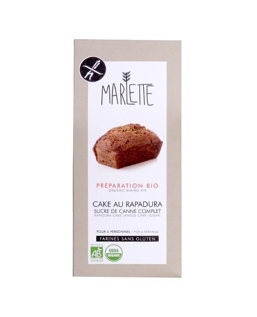 Preparazione bio per Cake alla Rapadura senza Glutine - Marlette