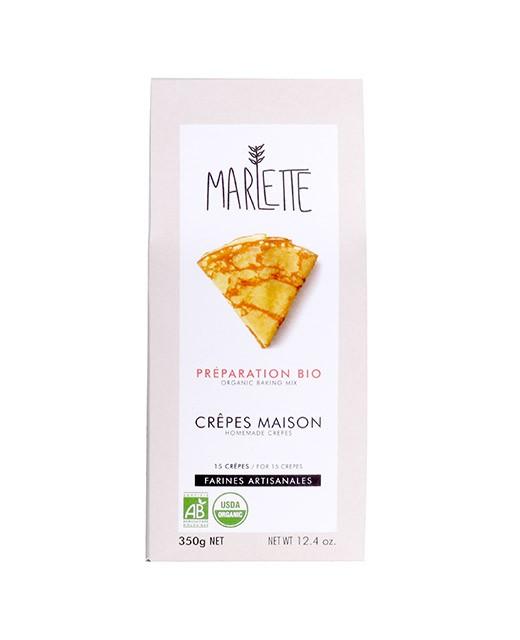 Preparazione bio per Crepe fatte in casa - Marlette