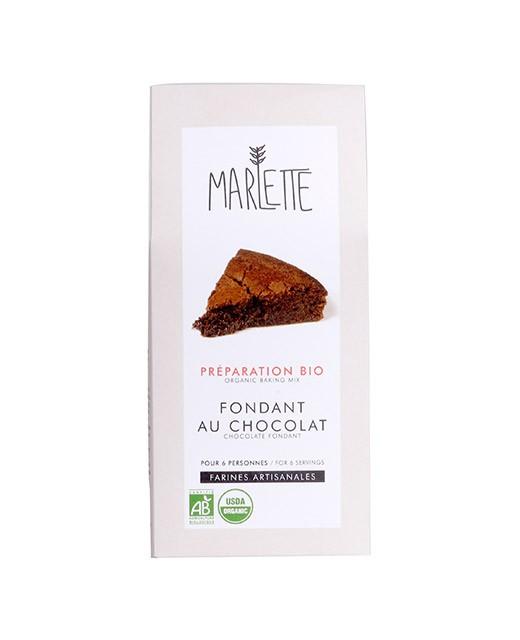 Preparazione bio per Fondente al cioccolato - Marlette