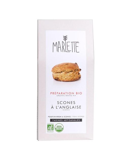 Preparazione bio per Scones all'inglese - Marlette
