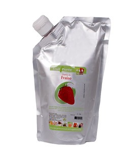 Purea di Fragola - Capfruit