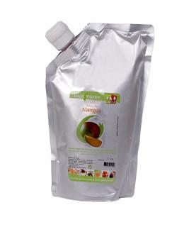Purea di Mango Alphonso - Capfruit