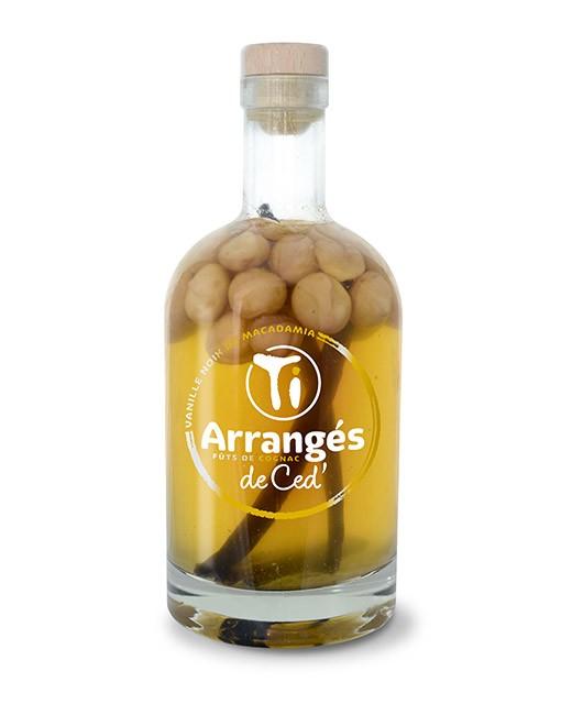 Rum alla Vaniglia e alla Noce di Macadamia - Les Rhums de Ced'