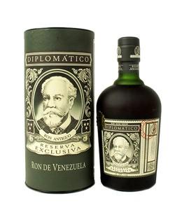 Rum Diplomatico - Reserva Exclusiva - Diplomatico