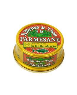 Rillette di Tonno alla Parmigiana - La Belle-Iloise