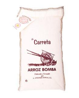 Riso extra  bomba speciale Paella 1 kg - Antonio Tomas
