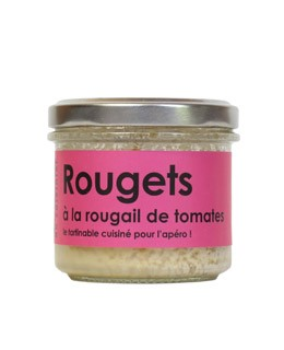 Triglie alla salsa rougail di pomodori - L'Atelier du Cuisinier
