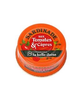 Sardine ai pomodori e ai capperi - La Belle-Iloise