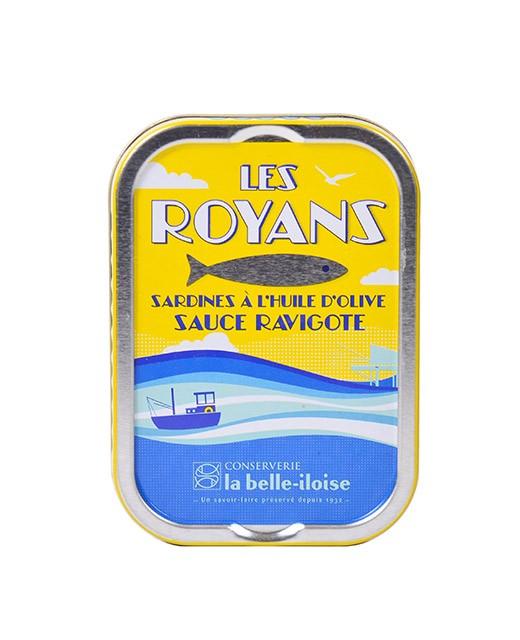 Sardine di Royans alla salsa ravigote - Belle-Iloise (La)