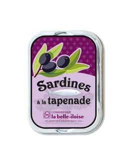Sardine alla tapenade - La Belle-Iloise