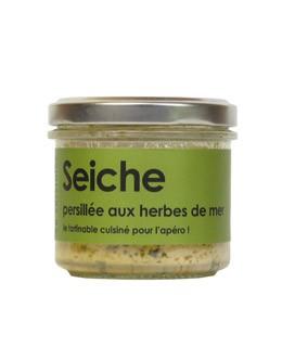 Seppie prezzemolate alle erbe di mare - L'Atelier du Cuisinier