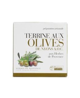 Paté di Olive di Neyon AOC alle erbe provenzali - Provence Tradition