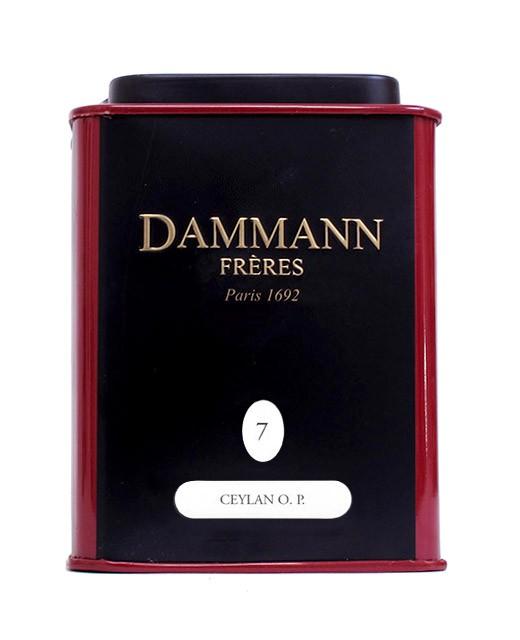 The Ceylan O.P. - Dammann Frères
