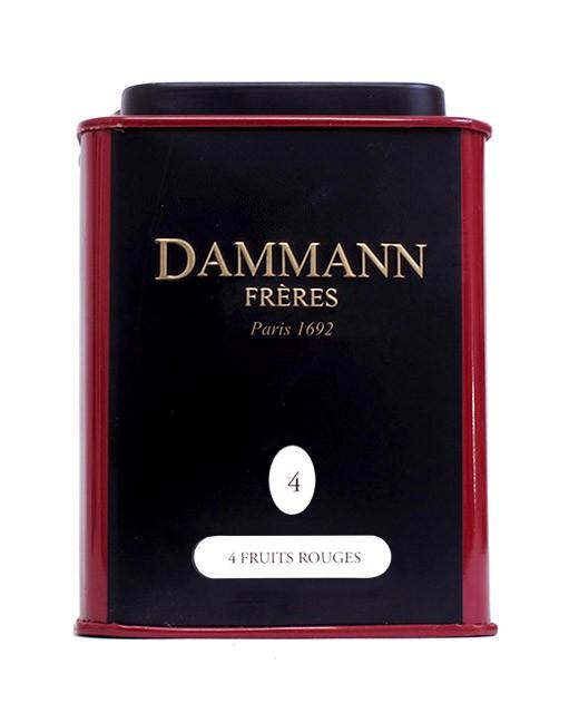 The Quattro Frutti Rossi - Dammann Frères