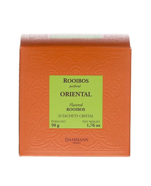 Tè Rooibos Oriental - filtri cristal - Dammann Frères