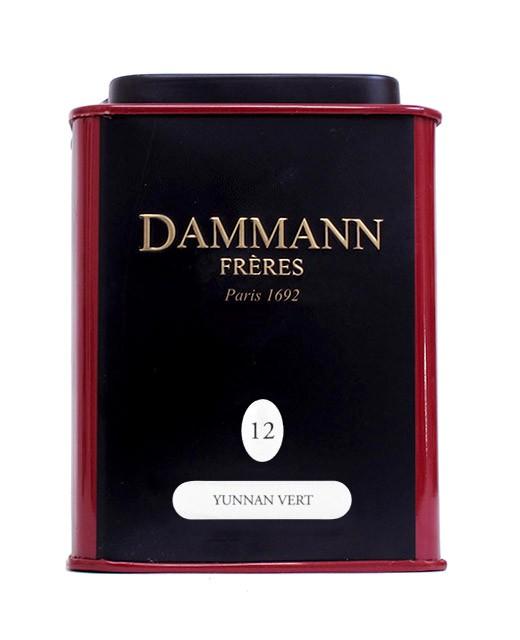 The Yunnan Vert - Dammann Frères