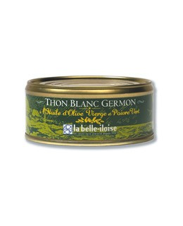 Tonno bianco alalunga al pepe verde - La Belle-Iloise