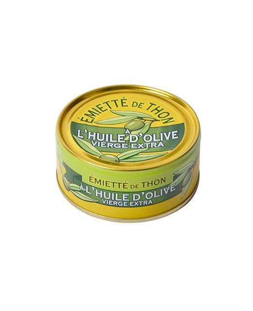 Tonno a Pezzi all'olio d'oliva - La Belle-Iloise