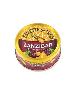 Bocconcini di Tonno Zanzibar alla prugne e spezie - La Belle-Iloise