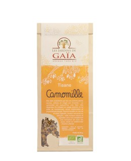 Tisana Camomilla - Les Jardins de Gaïa