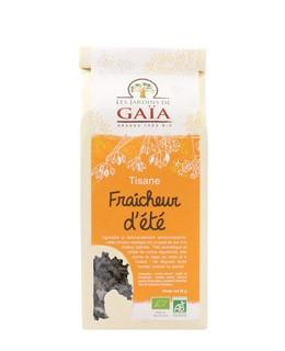 Tisana Freschezza d'estate - Les Jardins de Gaïa