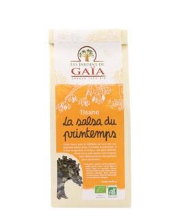Tisana Salsa a primavera - Les Jardins de Gaïa