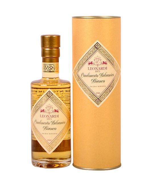 Aceto balsamico di Modena bianco - 4 anni - Leonardi