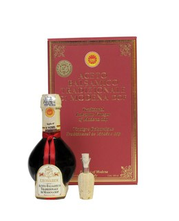 Aceto balsamico tradizionale DOP - 15 anni - Leonardi