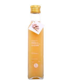 Aceto alla polpa di limone e zenzero - Libeluile