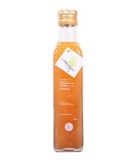 Aceto alla polpa di pera e vaniglia - Libeluile