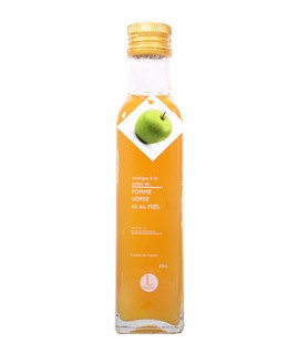 Aceto alla polpa di mela e miele - Libeluile