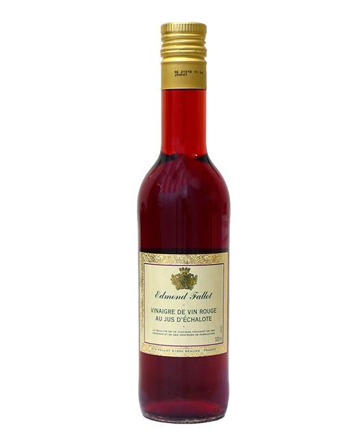 Aceto di vino rosso al succo di scalogno - Fallot