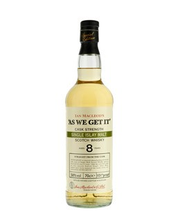 Whisky As We Get It - 8 anni - Ian Mac Leod