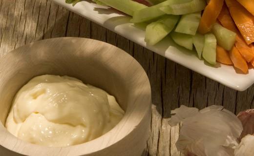 Salsa Aioli alle uova fresche - Azaïs-Polito